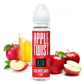 60 ml Crisp Apple Smash Apple Twist - 50 ml S&V