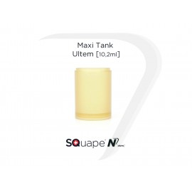 Tank Maxi ULTEM 10.2ml SQuape N[duro]