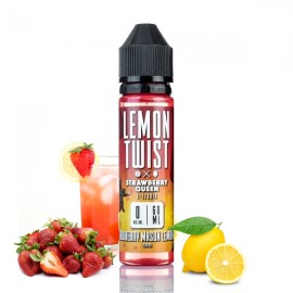 60 ml Strawberry Mason Lemonade Lemon Twist - 50 ml S&V