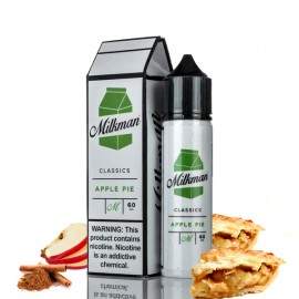 60 ml Apple Pie The Milkman - 50 ml S&V