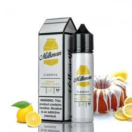 50/10 ml Lemon Pound Cake The Milkman S&V