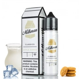 60 ml Little Dipper The Milkman - 50 ml S&V