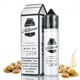 50/10 ml Milky O'S The Milkman S&V