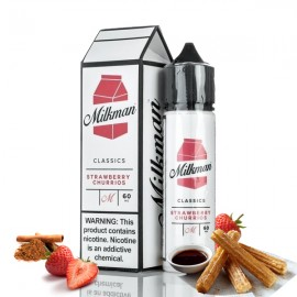 60 ml Strawberry Churrios The Milkman - 50 ml S&V