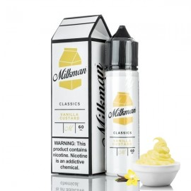 60 ml Vanilla Custard The Milkman - 50 ml S&V
