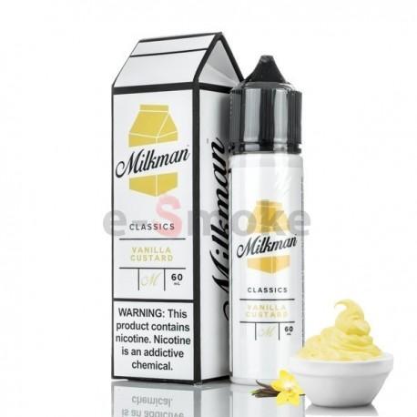 60 ml Vanilla Custard The Milkman - 50 ml S&V