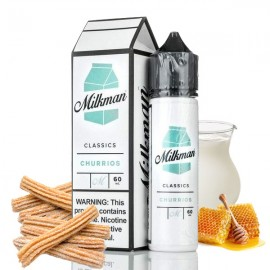60 ml Churrios The Milkman - 50 ml S&V