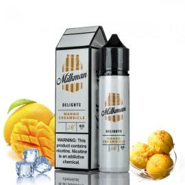 50/10 ml Mango Creamsicle The Milkman S&V