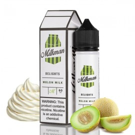 60 ml Melon Milk The Milkman - 50 ml S&V