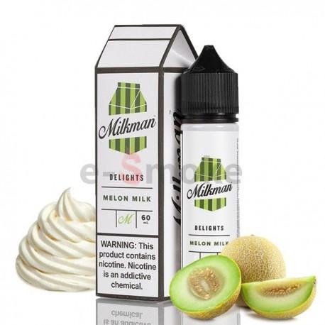 60 ml Melon Milk The Milkman - 50 ml S&V