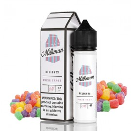 60 ml Pixie Tarts The Milkman - 50 ml S&V