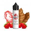 60 ml Red Tobacco The Milkman - 50 ml S&V