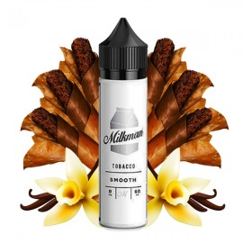 60 ml Smooth Tobacco The Milkman - 50 ml S&V