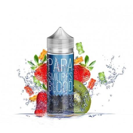 120 ml Papa Smurf's Blood INFAMOUS - 12ml Shake&Vape