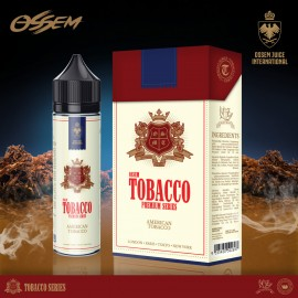60 ml American Tobacco OSSEM JUICE - 50 ml S&V