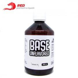 500ml RedWolf 50/50 chemická zmes - báza