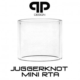 qp Design JuggerKnot Mini RTA Glass