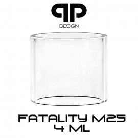 QP Design Fatality M25 RTA sklo - 4 ml