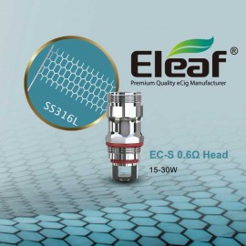 Eleaf EC-S žhaviaca hlava 0,6Ω