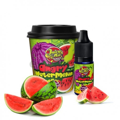 10 ml Angry Watermelon JUICY MILL aróma