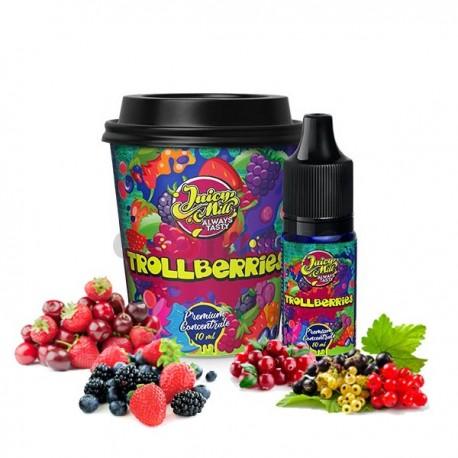 10 ml Trollberries JUICY MILL aróma