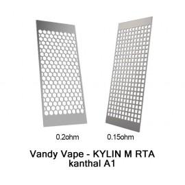 Vandy Vape M Coil mesh 0.15/0.20ohm - 10ks