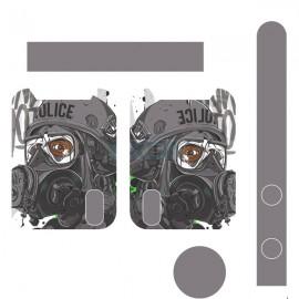 POLICE nálepka pre Vaporesso SWAG