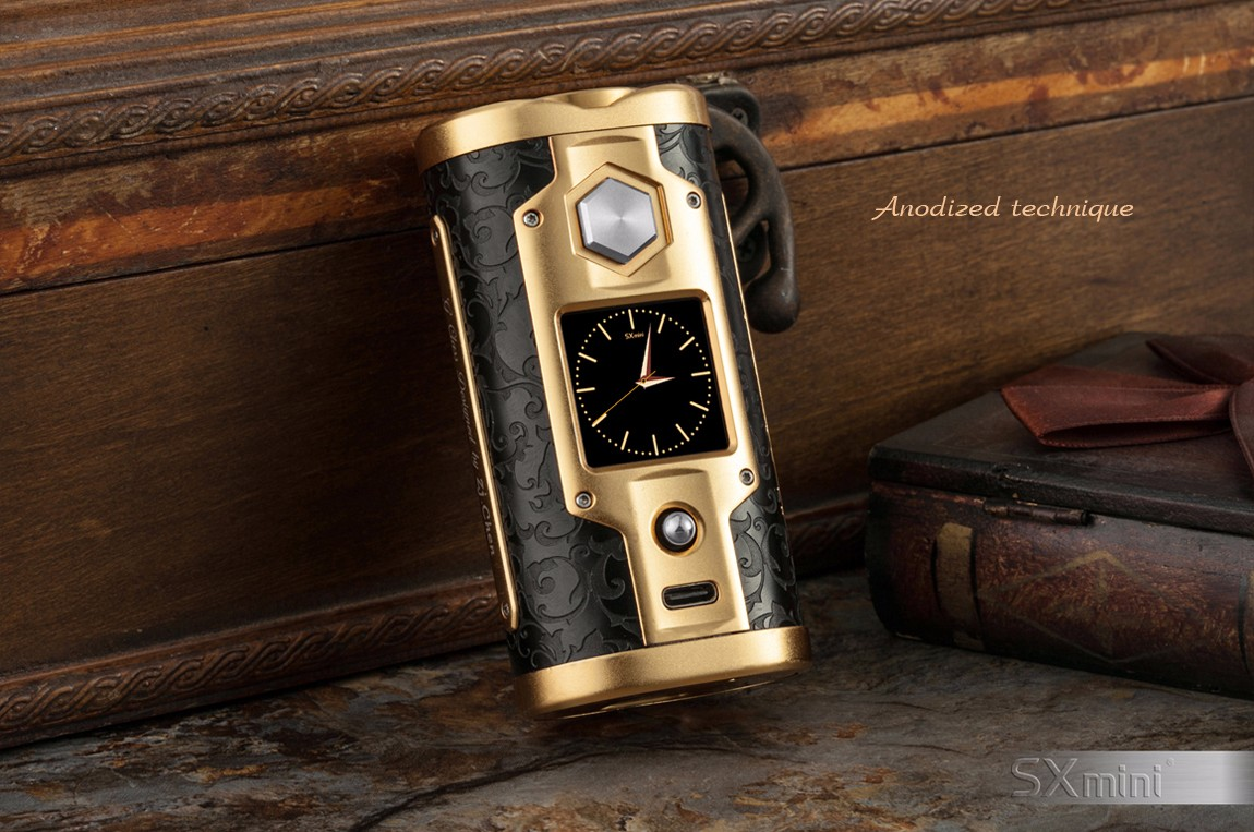 SXmini G Class Luxury Edition (www.e-smoke.sk)