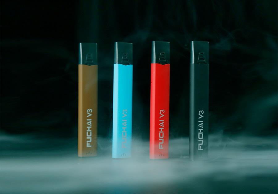 Fuchai V3 AIO kit 400 mAh (www.e-smoke.sk)