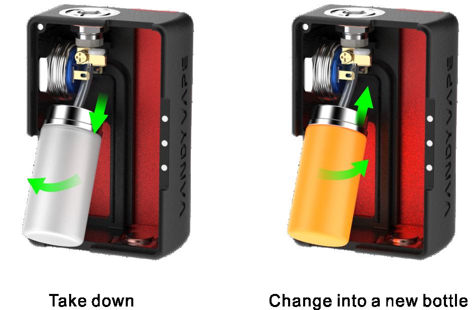Vandy Vape BF flaška pre Pulse BF MOD (www.e-smoke.sk)