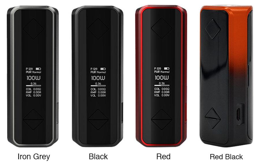 Hotcig G100 TC Box MOD (www.e-smoke.sk)