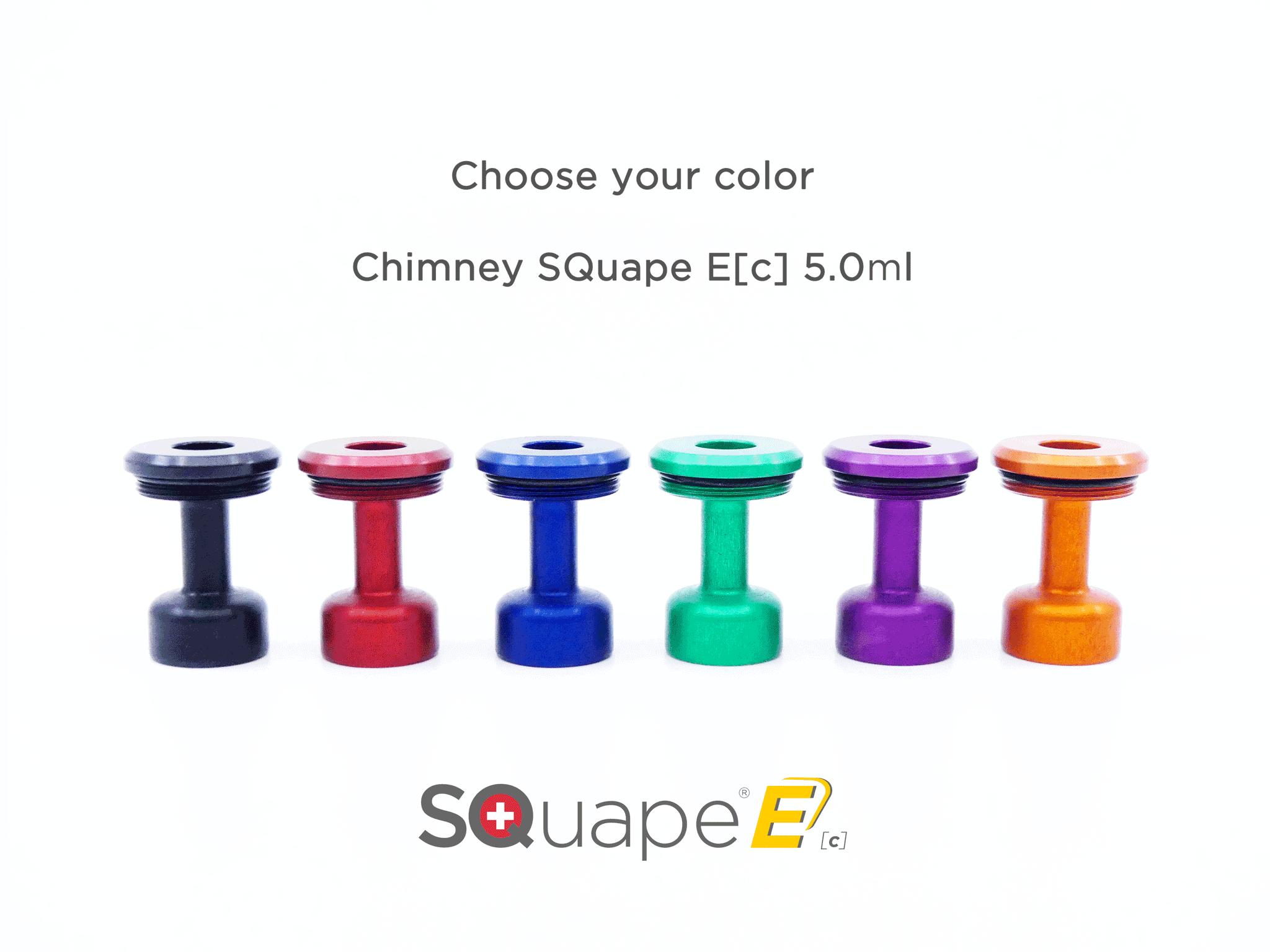 SQuape Chimney 5 ml SQuape E[c] (www.e-smoke.sk)