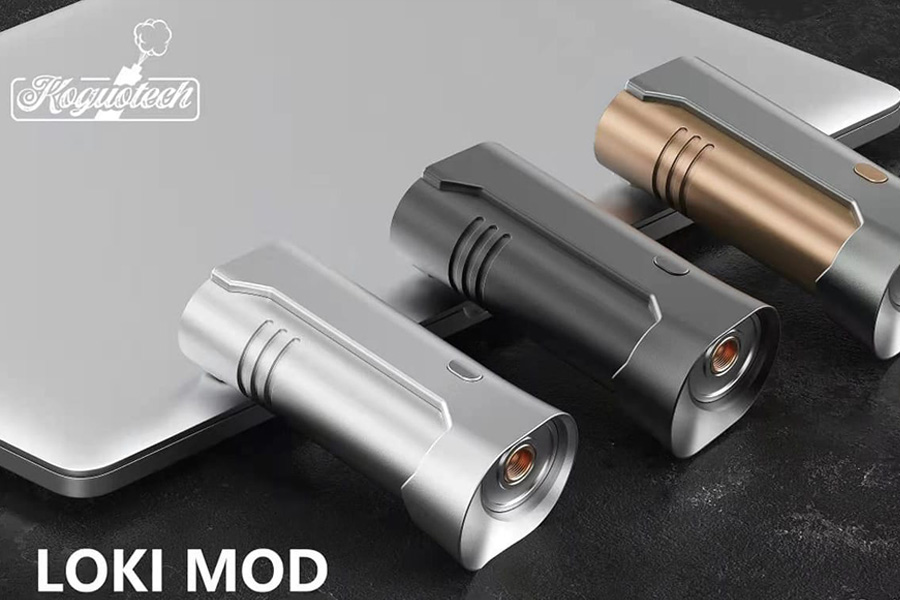 Koguovape LOKI 60W Box MOD (www.e-smoke.sk)