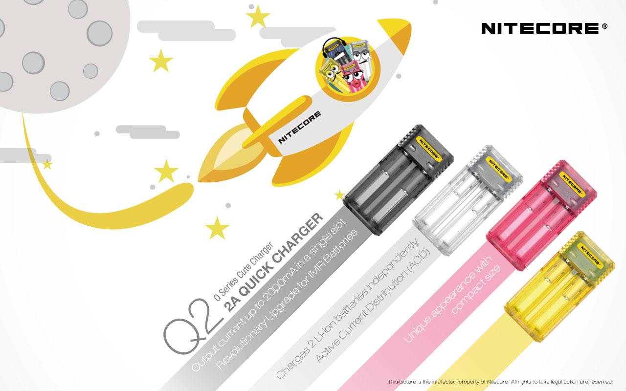 Nitecore Q2 (www.e-smoke.sk)