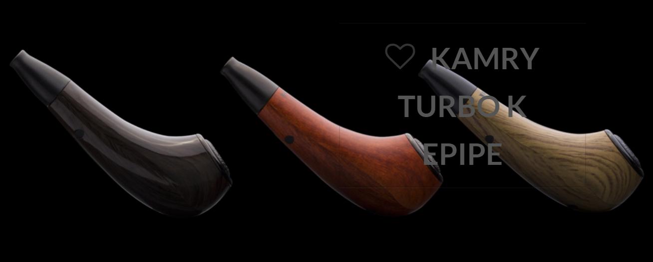 Kamrytech Turbo e-fajka 1000mAh (www.e-smoke.sk)