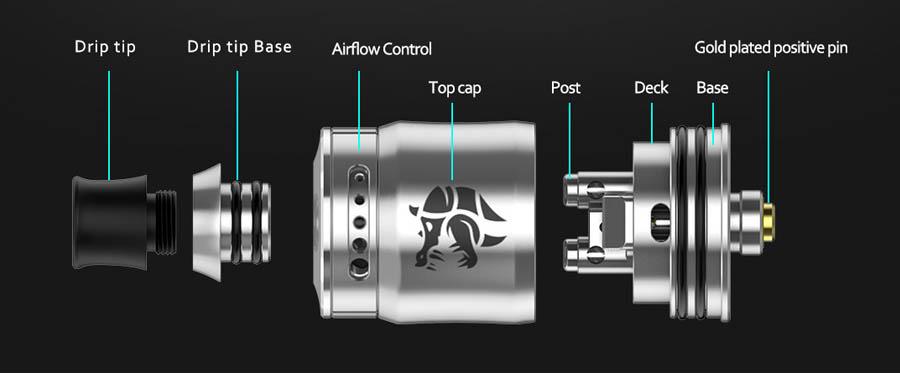 Geekvape Ammit MTL RDA (e-smoke.sk)