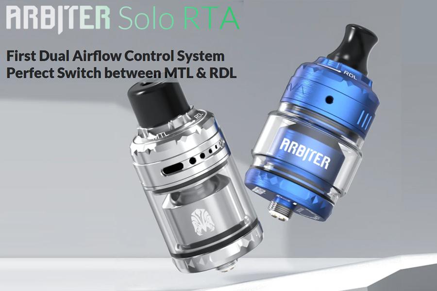 oxva Arbiter Solo RTA (www.e-smoke.sk)