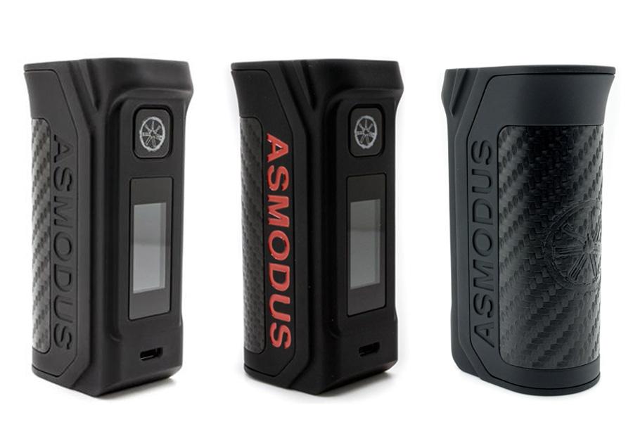 asMODus Amighty 100W Box MOD (www.e-smoke.sk)