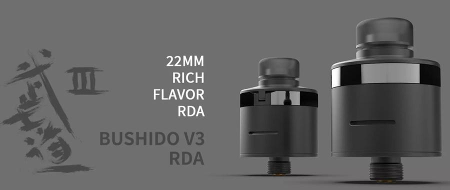 bushido rda (e-smoke.sk)