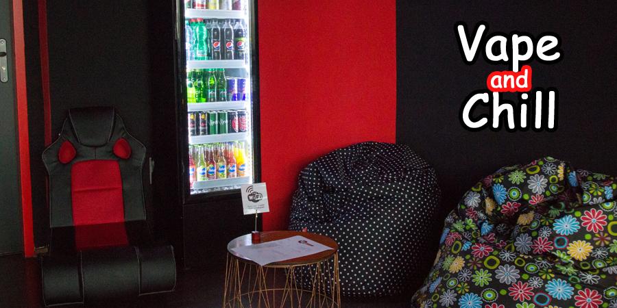 chillout zone e-smoke vape shop