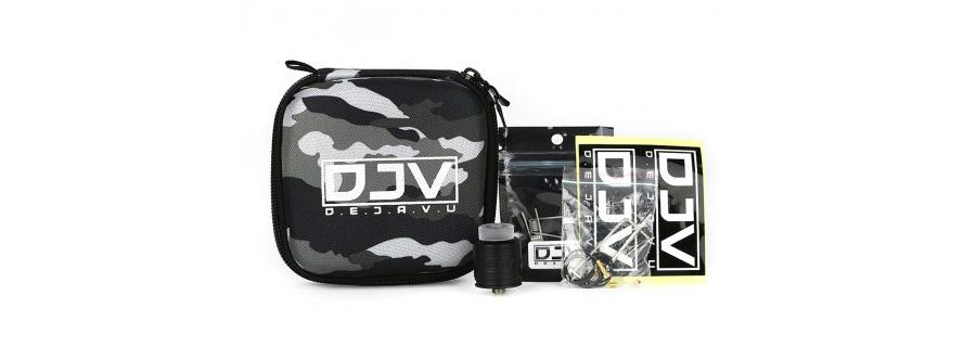 DJV dejavu RDA MARK 1 (www.e-smoke.sk)