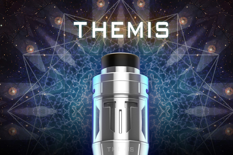 Digiflavor THEMIS Mesh RTA 25mm (www.e-smoke.sk)