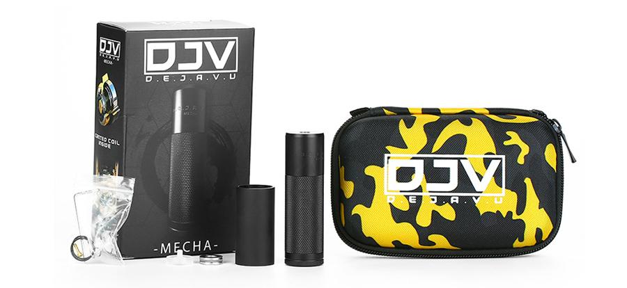DEJAVU DJV Mecha MOD (www.e-smoke.sk)