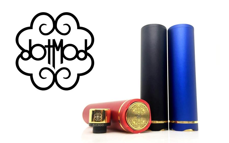 Dotmod dotMech22 / Petri Lite 22mm (www.e-smoke.sk)