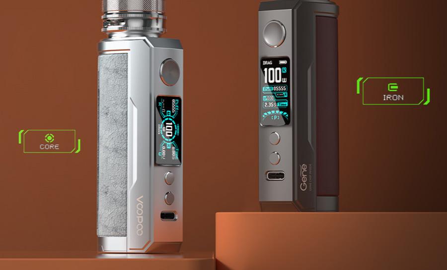 VOOPOO Drag X PLUS 100W (www.e-smoke.sk)