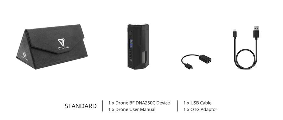 Lost Vape Drone BF DNA 250C MOD (www.e-smoke.sk)
