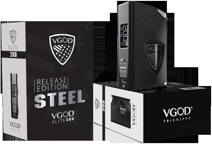 VGOD Elite 200W BOX MOD (www.e-smoke.sk)