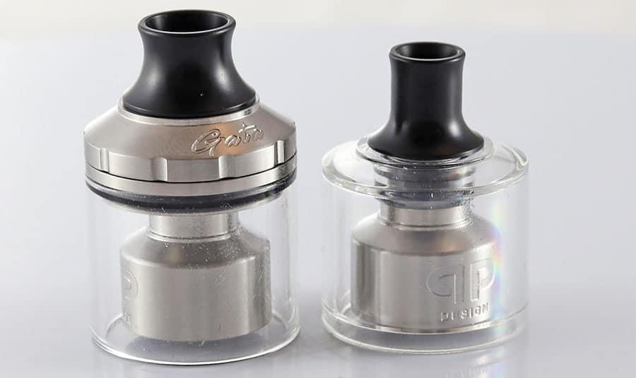 qp Design Gata MTL RTA - (www.e-smoke.sk)