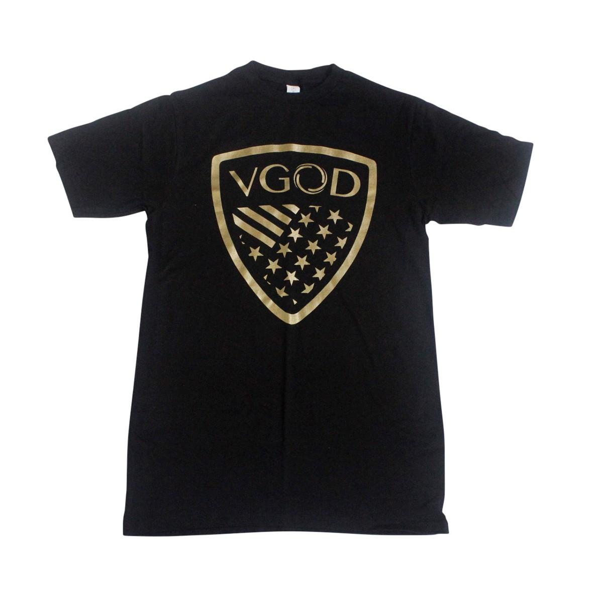 VGOD Tshirt Gold (www.e-smoke.sk)