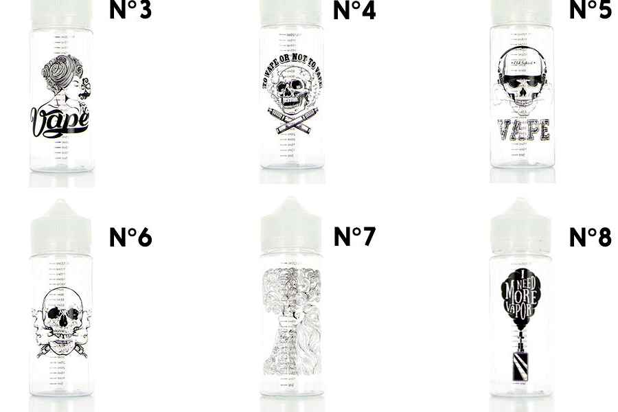 gorilla chubby 120ml flaska (www.e-smoke.sk)